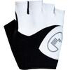 Roeckl Borrello Handschuhe weiß/schwarz